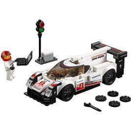 LEGO Speed Champions 75887 Porsche 919 Hybrid Skvělá vozidla