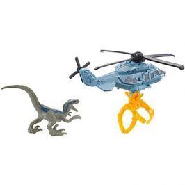 Matchbox Jurský svět Dinokáry Raptor Copter