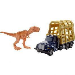 Matchbox Jurský svět Dinokáry T. Rex Trailer