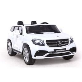 Mercedes-Benz GLS 63 - bílé