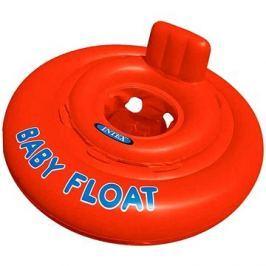 Baby float červený