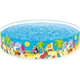Intex Bazén samonosný se zvířátky