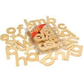 Dřevěné hračky - Psací abeceda