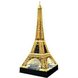 Ravensburger 3D 125791 Eiffelova věž (Noční edice)