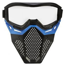 Nerf Rival Face Maska modrá