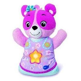 Vtech Usínáček Medvídek růžový Plyšáci pro miminka