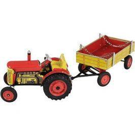 Kovap Traktor a valník Kovové modely