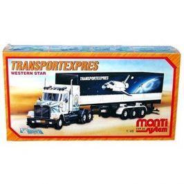 Monti system 24 - Transportexpres Western star měřítko 1:48