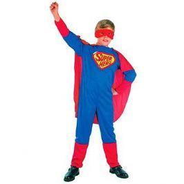 Šaty na karneval - Super hrdina vel. S