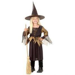 Šaty na karneval - Čarodějnice vel. L