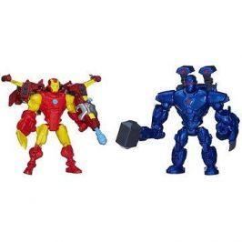 Avengers Hero Mashers - Iron man vs. Iron monger Avengers
