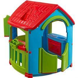 Domeček Hobby House s kuchyňkou a dílnou