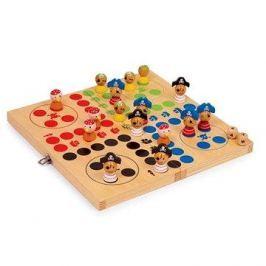 Dřevěné hry - Člověče nezlob se, piráti