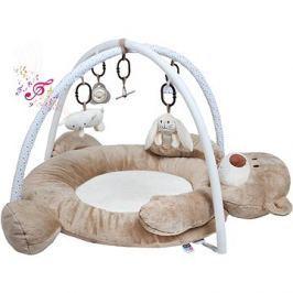 PlayTo Hrací deka s melodií PlayTo medvídek