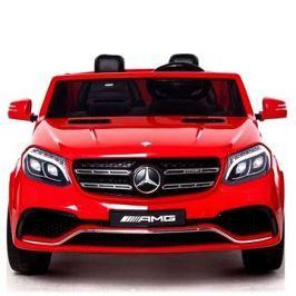 Mercedes-Benz GLS 63 červený