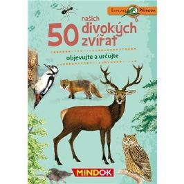 Expedice příroda: 50 našich divokých zvířat