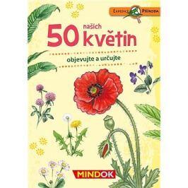 Expedice příroda: 50 našich květin