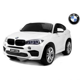 BMW X6 M bílé