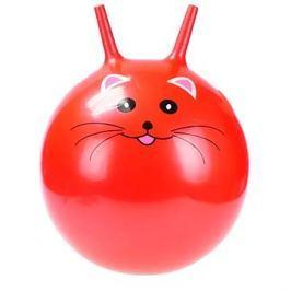 Skákací míč červený