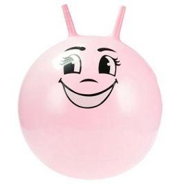Skákací míč růžový