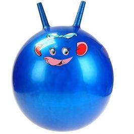 Skákací míč modrý