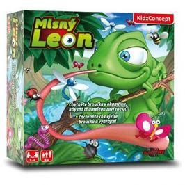 Mlsný Leon