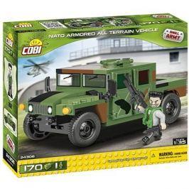 Cobi 24306 NATO terénní vozidlo zelené