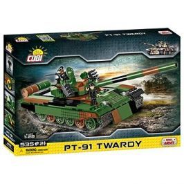 Cobi 2612 Small Army Tank PT-91 Twardy