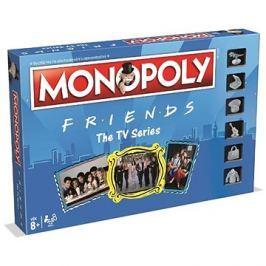 Monopoly Friends CZ