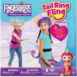 Fingerlings Opičí hra s kroužky