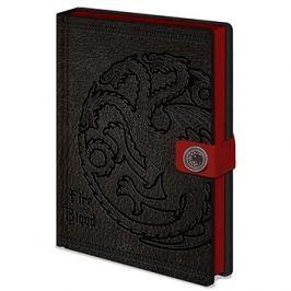 Hra o trůny - Targaryen - zápisník