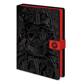 Star Wars - Darth Vader - zápisník