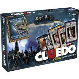 Cluedo Harry Potter CZ