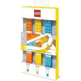 LEGO Zvýrazňovače 3 ks