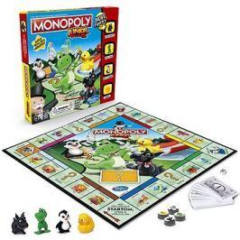 Monopoly Junior CZ nové figurky