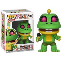 Funko Pop Games: FNAF 6 Pizza Sim - Happy Frog