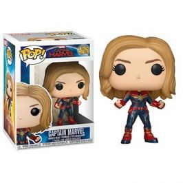 Funko Pop Marvel: Captain Marvel - Captain Marvel