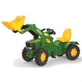 Rolly Toys Šlapací traktor J.Deere 6920 s nakladačem
