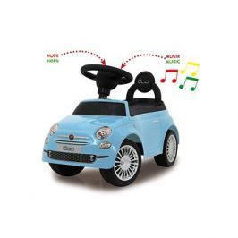 Jamara Push Car Fiat 500 - modrý