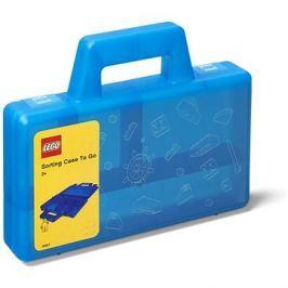 LEGO úložný box To-Go modrý