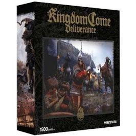 Kingdom Come Deliverance - Drancování vesnice
