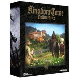 Kingdom Come Deliverance - Sázavský klášter