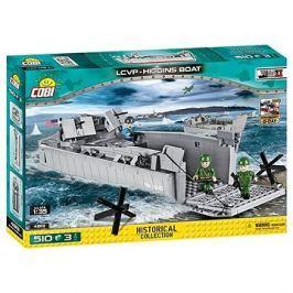 Cobi 4813 Vyloďovací člun LCVP Higgins Boat