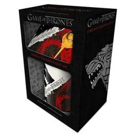 Game Of Thrones Coats - dárková sada