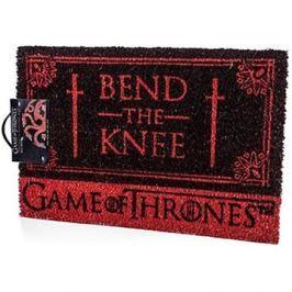 Game Of Thrones Bend The Knee - rohožka