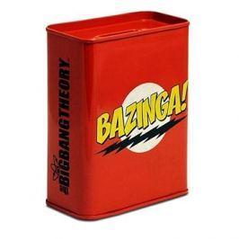 Bazinga - pokladnička
