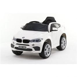 BMW X6M NEW - jednomístné, bílé