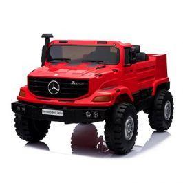 Mercedes-Benz Zetros 24V, červené