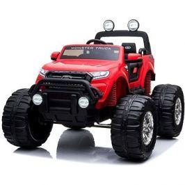 Ford Ranger Monster Truck 4X4, červené