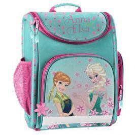 Paso Frozen Anna a Elsa I